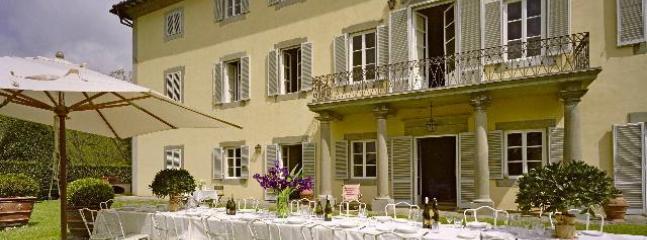 Villa Bocelli - Image 1 - Lucca - rentals