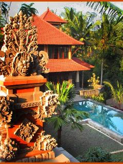 Huge Secluded Luxury Villa Minutes from Ubud - Ubud vacation rentals