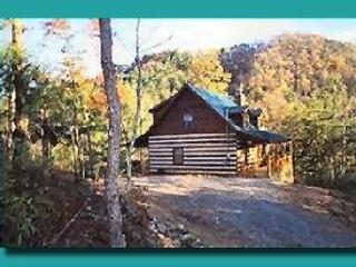 My most secluded cabin, sits out on the point of private mountain so it has great mountain views - Cherokee Breeze - Townsend - rentals