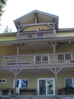 Nice House with Deck and Internet Access - Running Springs vacation rentals