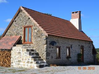 Gite Etoile Bleu - perfect getaway for couples - Limousin vacation rentals