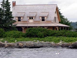 Private Island Rental - Bar Harbor vacation rentals