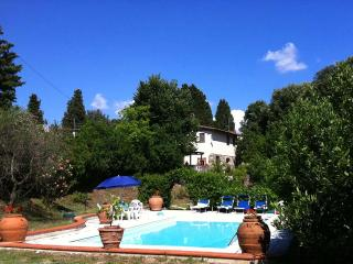 Beautiful and Quiet Vacation Rental on the Florence Hills at La Merlaia - Bagno a Ripoli vacation rentals