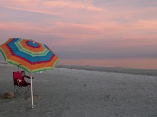 on Beach - Oceans Reach - See Sunrise out of Gulf - Sanibel Island vacation rentals