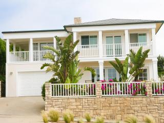 Classic Luxury Beach House on Sunset Cliffs - San Diego County vacation rentals