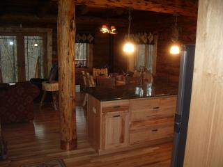 Beautiful Cabin with Deck and Garden - White Haven vacation rentals