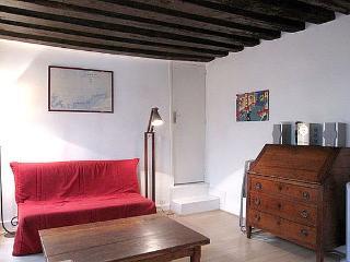 Awesome 1 Bedroom Parisian Apartment - Paris vacation rentals