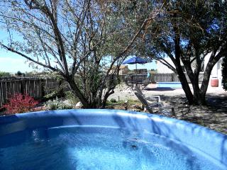 Scrabble House Compound - Taos Area vacation rentals