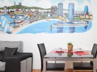 Montjuic Style *** Cocoon Modern Comfort (BARCELONA) - Catalonia vacation rentals