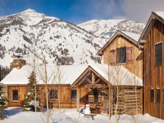 Charming 4 bedroom Vacation Rental in Teton Village - Teton Village vacation rentals