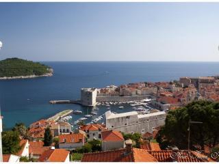 2 bedroom, Apartment Ana; ocean view; sleeps 4 - Dubrovnik vacation rentals
