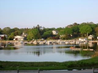 Masons Island-Beautiful Ocean View-Boat Swim Dock - Mystic vacation rentals