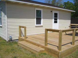2 Bedroom Cottage in Lake Michigan Resort Village - Arcadia vacation rentals