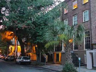 Historic 1BR Garden on Monterey Square with Exposed Brick & Hardwood Floors - Savannah vacation rentals