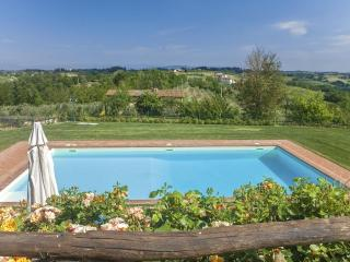 2 bedroom with pool and amazing view - Castelfiorentino vacation rentals