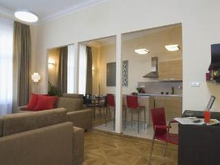 Karolina 2bedroom apt., close by National Theatre - Prague vacation rentals