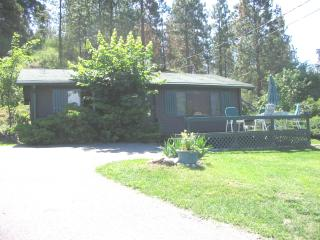 Okanagan Lake Log Cottage - Lake Country vacation rentals