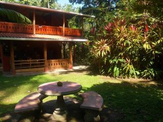 Unique 3BR Jungle House on 8 acres near Beach,Town - Puerto Viejo de Talamanca vacation rentals