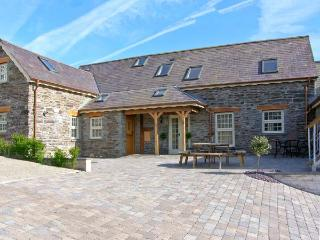 YSGUBOR UCHAF, quality farm cottage, en-suite, Jacuzzi bath, private patio, pet welcome, near Newcastle Emlyn, Ref 16895 - Newcastle Emlyn vacation rentals