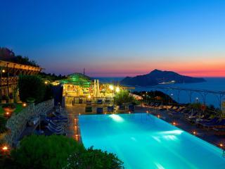 1 bedroom Villa in Resort with Pool & Capri views - Massa Lubrense vacation rentals