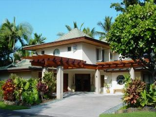 Alii Point - Luxury Villa in Private and Gated Oceanfront Community - Big Island Hawaii vacation rentals
