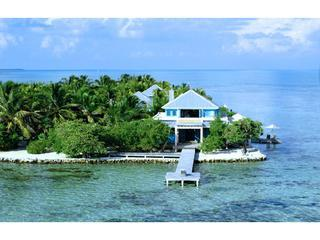 Luxury 7 bedroom Belize villa. Private island with attentive and polished service! - Belize vacation rentals