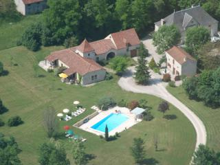 2 bedroom condo with pool in the  Dordogne/Lot - Degagnac vacation rentals