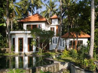 HUGE POOL AC 3 BED VILLA SEA-RICEFIELDS-MOUNTAINS - Tumbu Village vacation rentals