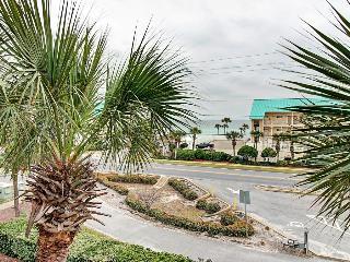 Grand Caribbean West 303 - Book Online!  Across Street from Beach! Gulf Views! Buy 3 nights or more get 1 FREE thru Feb 2015! - Destin vacation rentals
