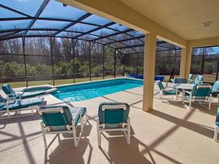 Amazing 7 Bedroom, Family friendly and large private pool with spa - Kissimmee vacation rentals