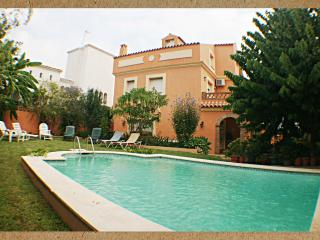 HOLIDAY VILLA, PRIVATE POOL, GARDEN, JACUZZI(14 P) - San Pedro de Alcantara vacation rentals