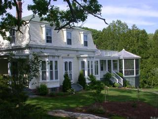 4 or 5 beroom house in Maine coast fishing village - South Bristol vacation rentals