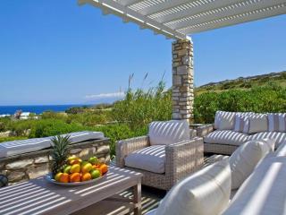 Luxury Beach Villa with fantastic sea views - Parikia vacation rentals