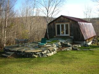 Solar-powered barn loft - Pittsfield vacation rentals