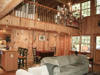 Beautiful Lakefront Cabin in Highlands, NC - Highlands vacation rentals