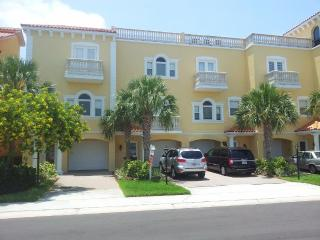 Beautiful  Clearwater  Beach  Townhouse Waterfront - Clearwater vacation rentals