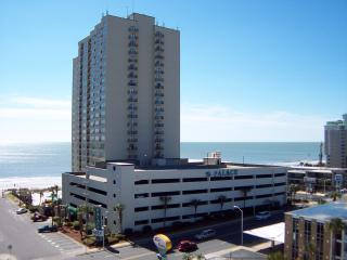 Great Deal for Palace Resort 1 Bedroom Condo with Sauna and Hot Tub - Myrtle Beach vacation rentals