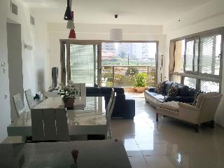Amazing 3 bedroom Poleg Beach Apartment with Sea Views  - EM04K - Netanya vacation rentals