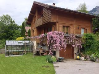 Chalet in French Alps sleeping up to 10 people - Rhone-Alpes vacation rentals