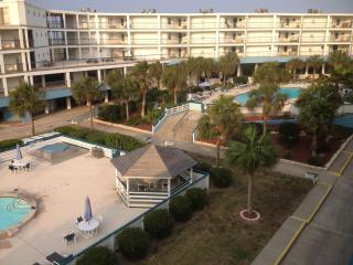 La Mirage Condominiums Unit 325 with Ocean View!!! - Port Aransas vacation rentals