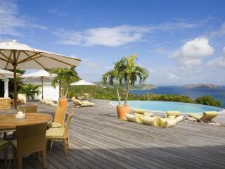 Luxury 4 bedroom Petite Saline villa. Great views of Lorient Bay and the surrounding islands! - Saint Barthelemy vacation rentals