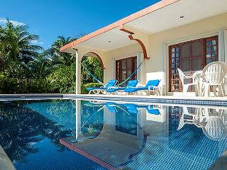 Beautiful new kitchen with granite counters. Large garden area and pool. - Puerto Morelos vacation rentals