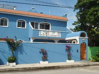Bright, airy apartment, private balcony close to beach, 4 blks to town sqyare - Puerto Morelos vacation rentals