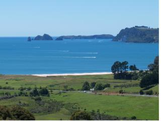Two bedroom hilltop apartment in Whitianga, NZ - The Coromandel vacation rentals