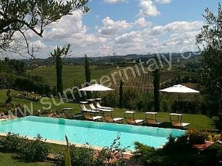 Gorgeous Castelfiorentino vacation House with Deck - Castelfiorentino vacation rentals