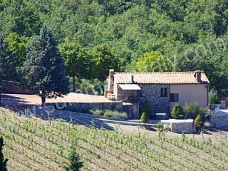 2 bedroom House with Deck in Castellina In Chianti - Castellina In Chianti vacation rentals