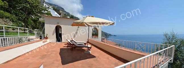 Villa Casilda - Image 1 - Praiano - rentals