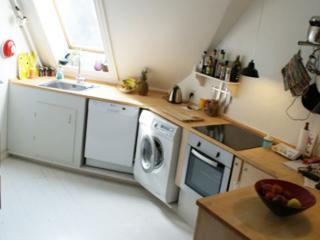Family-friendly Copenhagen apartment at Vesterbro - Copenhagen vacation rentals