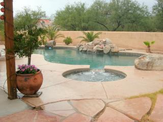 Exclusive Hideaway-Custom Home on 1 Acre-Mtn Views - Tucson vacation rentals