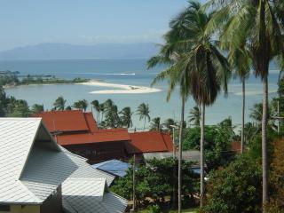 Baan Siam: 2 bedroom house with ocean views - Koh Phangan vacation rentals